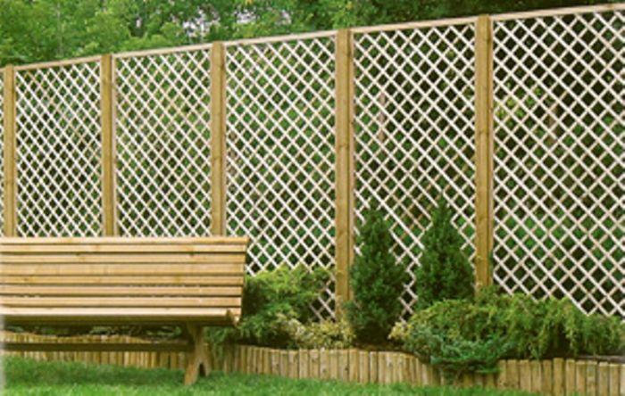Купить декоративные деревянные решетки  Цены на решетки